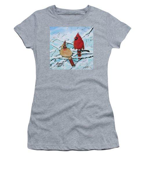 Cardinalis Women's T-Shirt