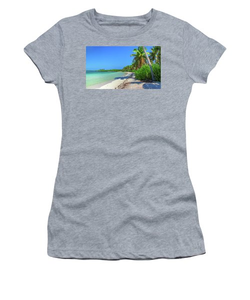 Caribbean Palm Beach Women's T-Shirt