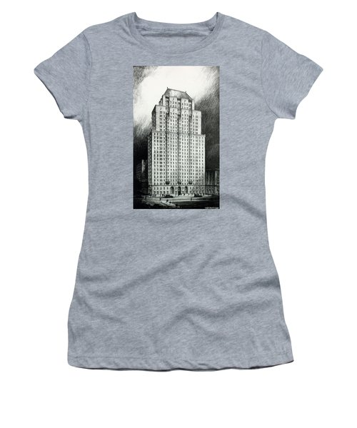 Chateau Crillon Women's T-Shirt