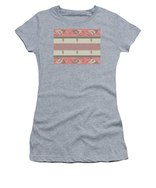 Cheery Coral Pink Women's T-Shirt