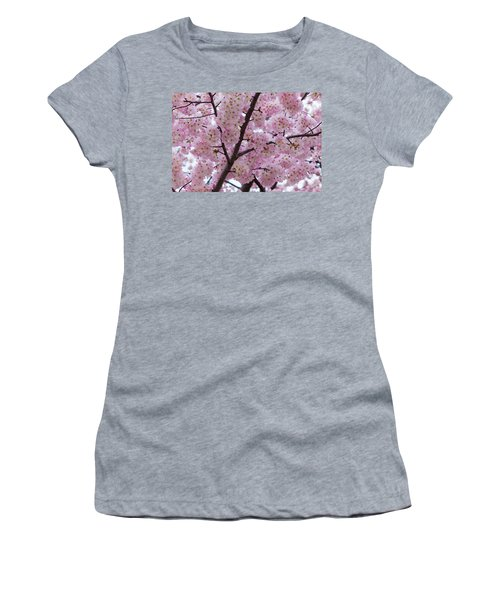 Cherry Blossoms 8611 Women's T-Shirt