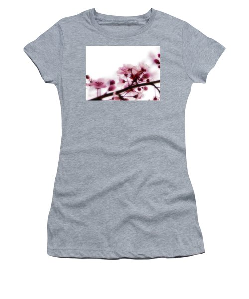 Cherry Triptych Left Panel Women's T-Shirt