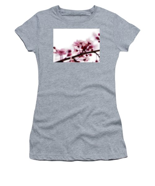Cherry Triptych Left Panel Women's T-Shirt