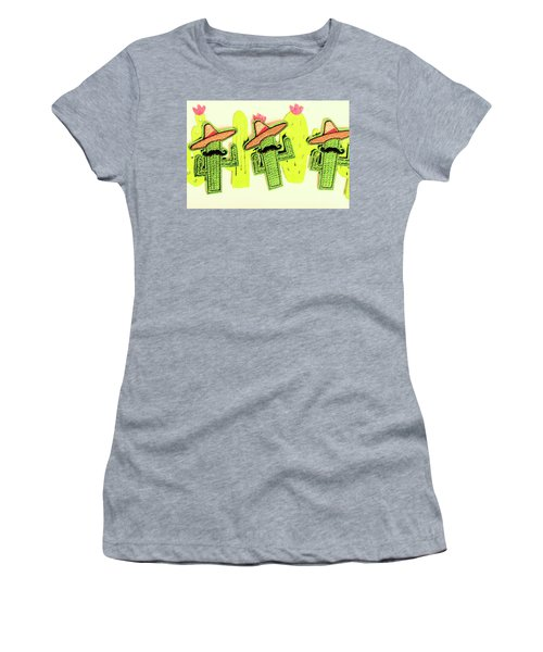 Chili Con Cacti Women's T-Shirt