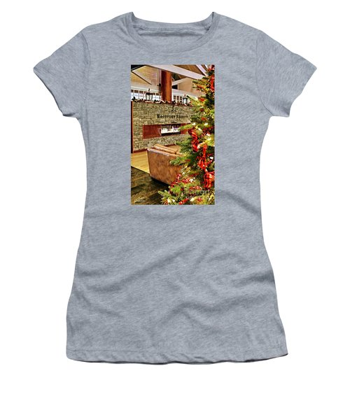 Christmas At Woodford Reserve Women's T-Shirt
