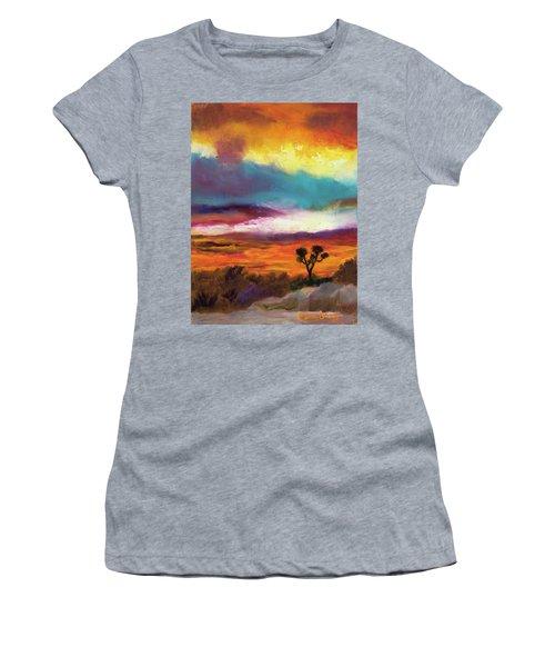 Cindy Beuoy - Arizona Sunset Women's T-Shirt