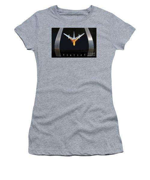 Classic Pontiac Hood Ornament Women's T-Shirt