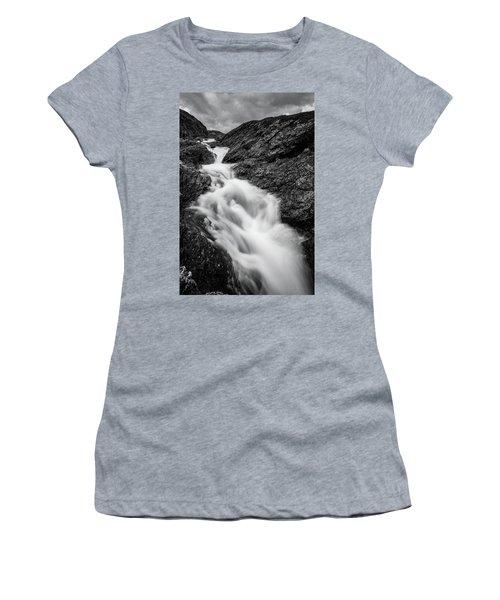 close to Ygnisdalselvi, Norway Women's T-Shirt