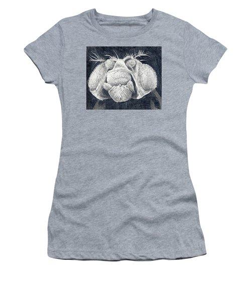 Close-up Portrait Women's T-Shirt