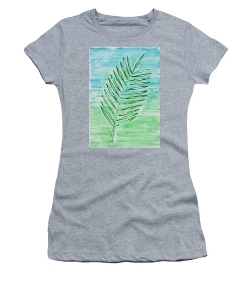 Coconut Leaf Women's T-Shirt