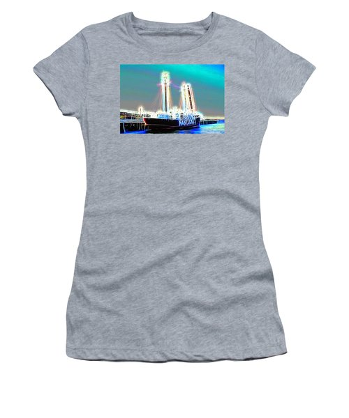Cold Ghost Ship Women's T-Shirt