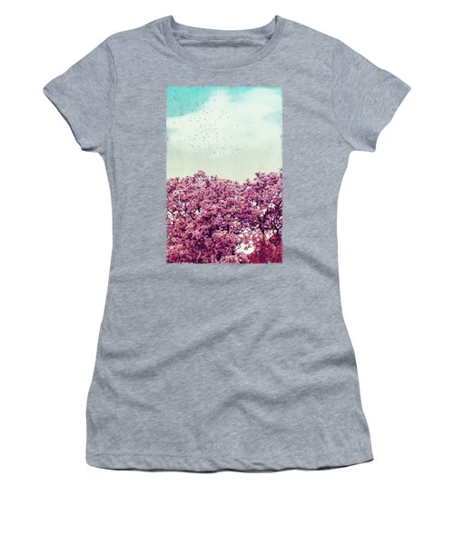Colours Of Spring Women's T-Shirt