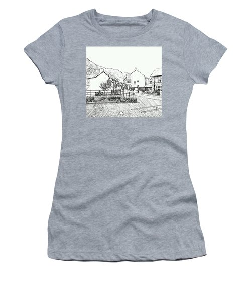 Coniston High Street Women's T-Shirt