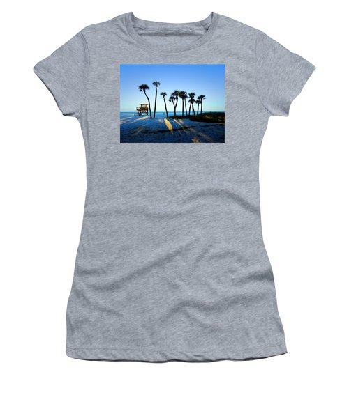 Coquina Palms Women's T-Shirt