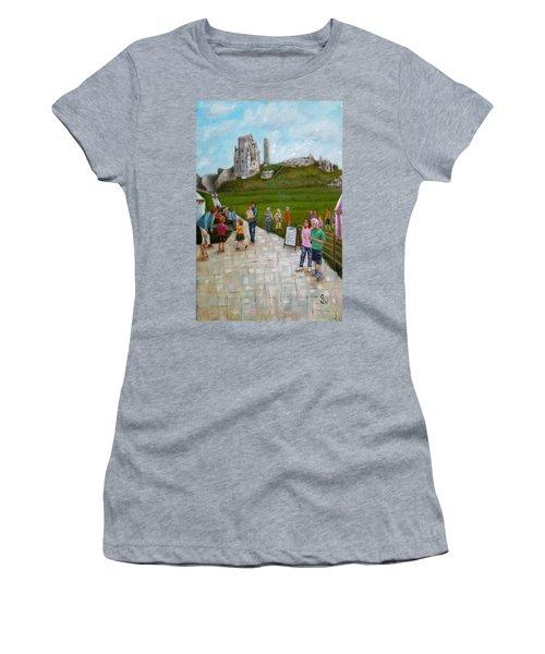 Corfe Castle Women's T-Shirt