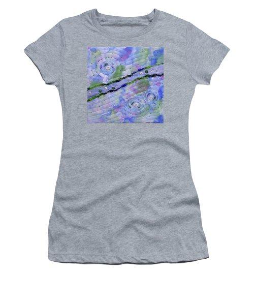 Cosmic Stream Women's T-Shirt
