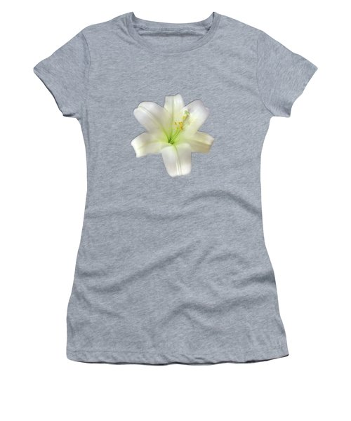 Cotton Seed Lilies Women's T-Shirt