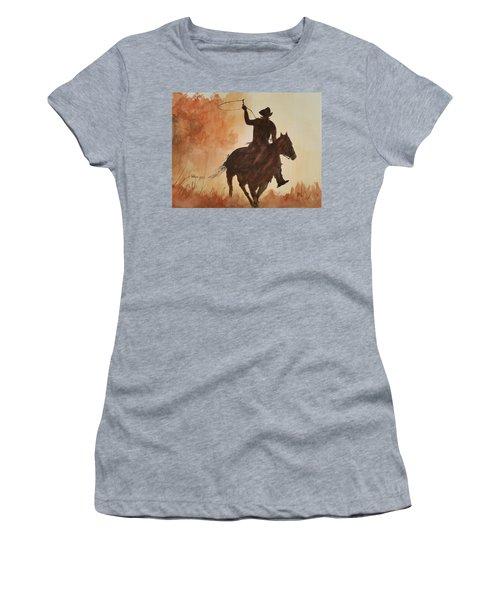 Cowboy Hero Women's T-Shirt