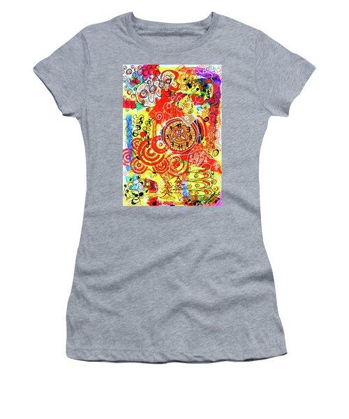 Crazy Time Women's T-Shirt