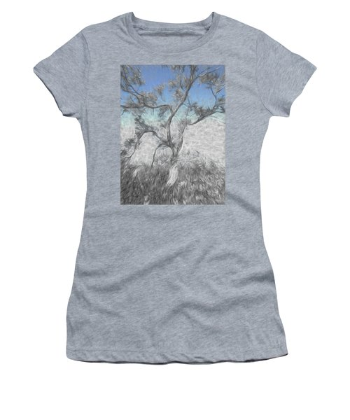 Creeping Up Women's T-Shirt