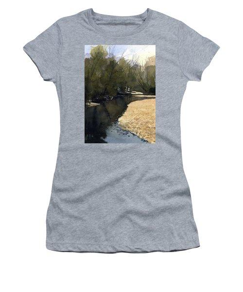 Crow Creek, Augusta, Missouri Women's T-Shirt