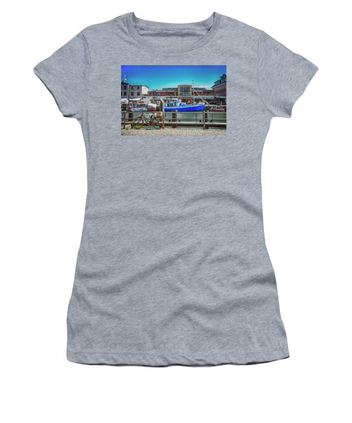 Cycle Or Sail Women's T-Shirt