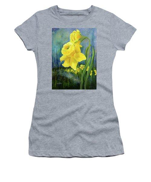 Daffodil Dream Women's T-Shirt