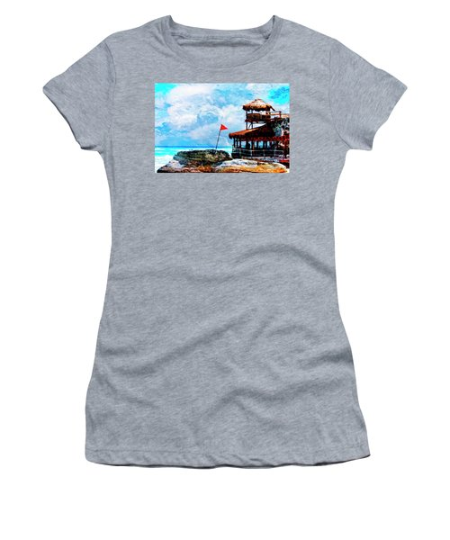 Danger Point Women's T-Shirt