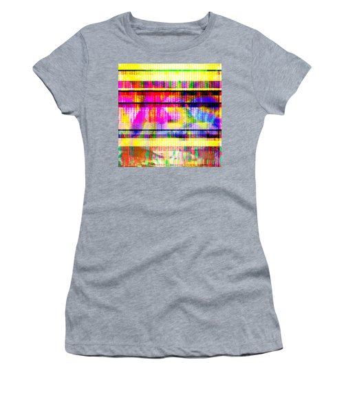 Databending #2 Hidden Messages Women's T-Shirt
