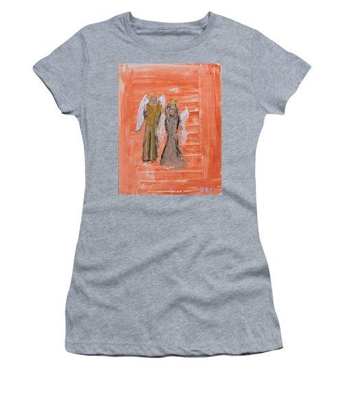 Dating Angels Women's T-Shirt
