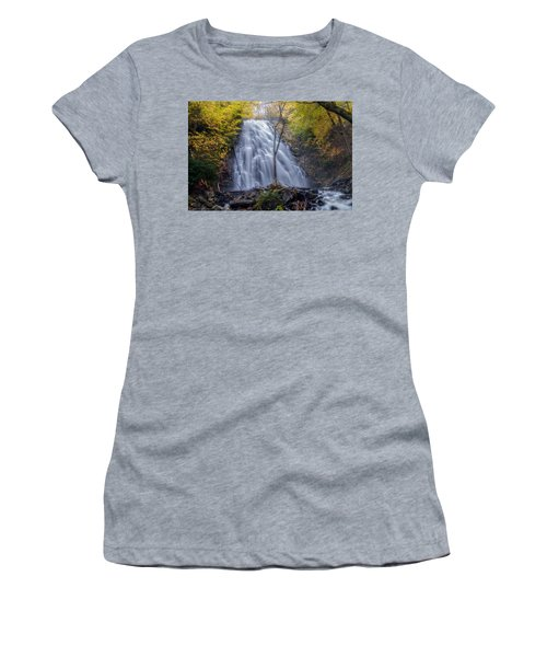 Dawn At Crabtree Falls Women's T-Shirt