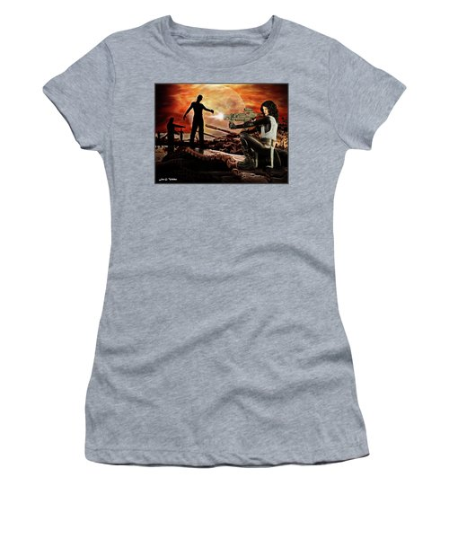 Dawn Of The Dead Women's T-Shirt