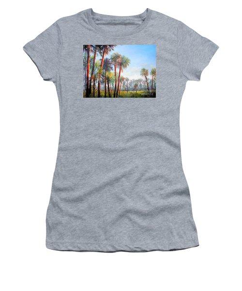 Debi's View Of Myakka Women's T-Shirt