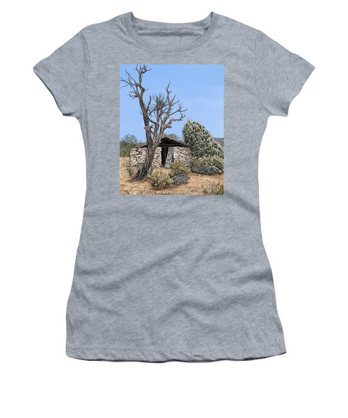 Decay Of Calamity The Half Life Of A Dream Women's T-Shirt