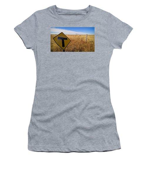 Decision Time Women's T-Shirt
