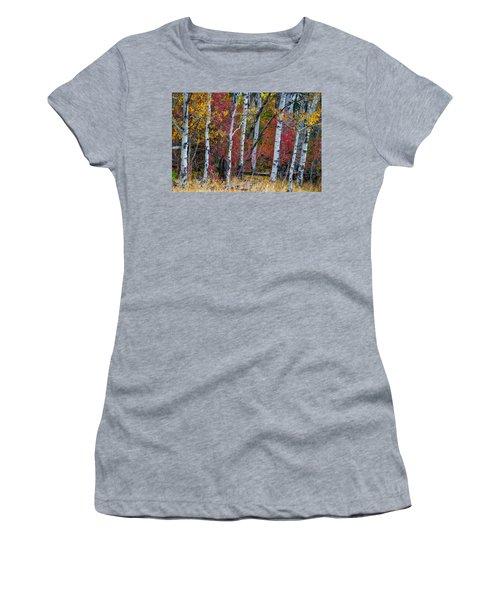 Deep Aspens Women's T-Shirt