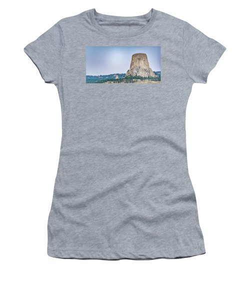Devils Tower Women's T-Shirt