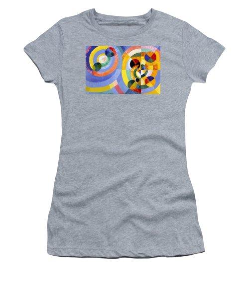 Digital Remastered Edition - Circular Forms Women's T-Shirt