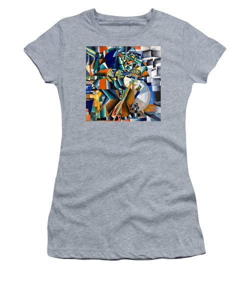Digital Remastered Edition - The Knifegrinder Women's T-Shirt