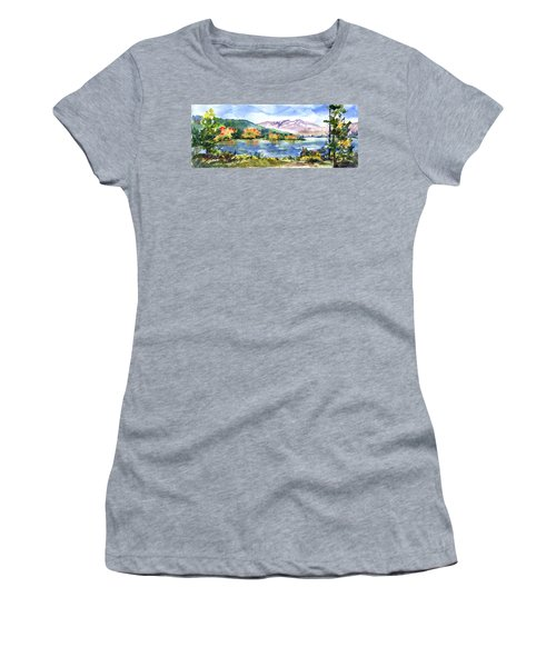 Donner Lake Fisherman Women's T-Shirt