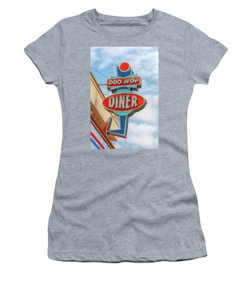 Doo Wop Diner Wildwood Women's T-Shirt