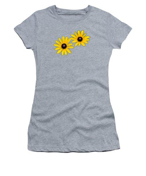 Double Daisies Women's T-Shirt