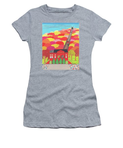 Duquesne Incline Women's T-Shirt