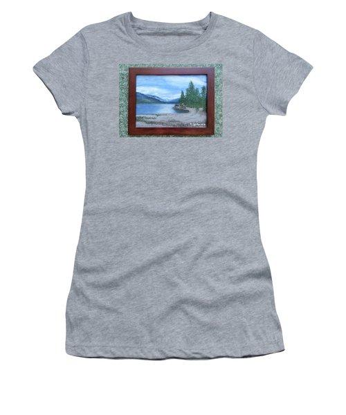 Dutch Harbour, Kootenay Lake Women's T-Shirt