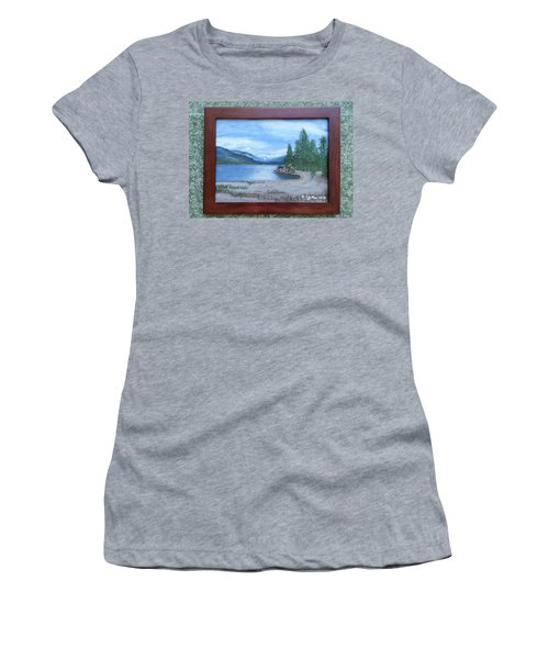 Dutch Harbour, Kootenay Lake Women's T-Shirt