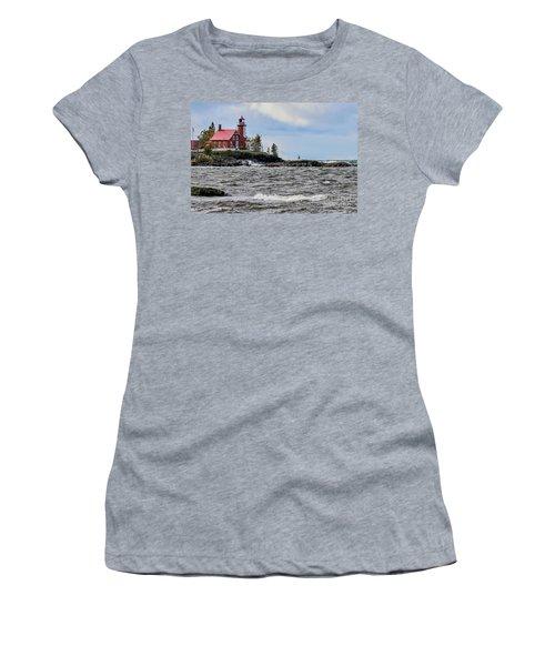 Eagle Harbor Lighthouse Women's T-Shirt