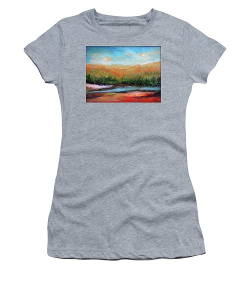 Edged Habitat Women's T-Shirt