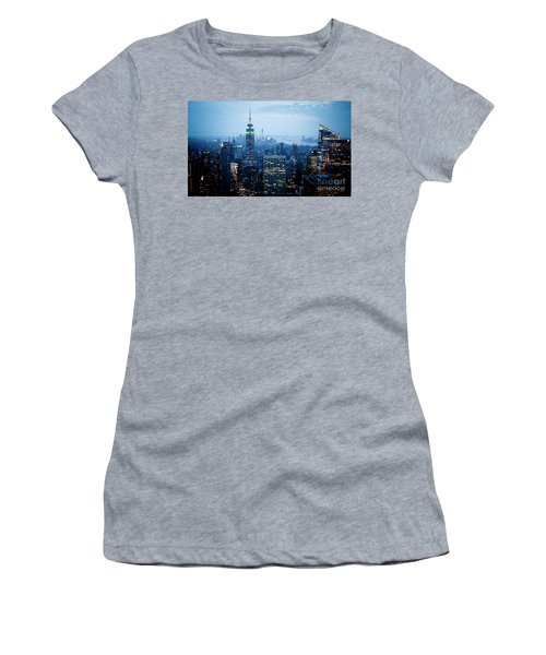 Empire In Blue Women's T-Shirt