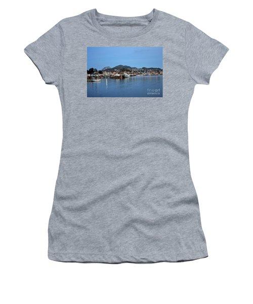 Evening In Morro Bay Women's T-Shirt