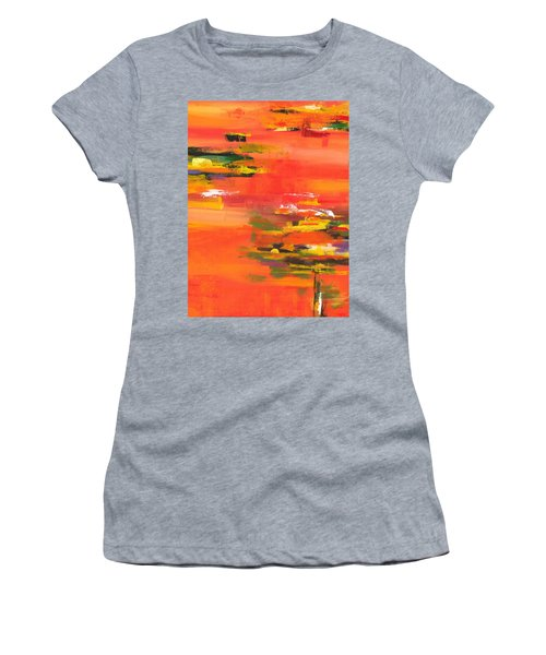 Exploring Evening Women's T-Shirt